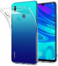 Huawei Honor 10 Lite Kılıf Ultra İnce Kaliteli Esnek Silikon 0.2mm - Şeffaf