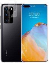Huawei P40 Pro Nano Kamera Lens Koruma Camı