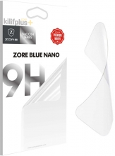 Oppo A15s Ekran Koruyucu Blue Nano Esnek Film Kırılmaz - Şeffaf