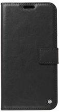 Oppo A52 Kılıf Standlı Kartlıklı Cüzdanlı Kapaklı - Siyah