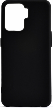 Oppo Reno 5 Lite Kılıf Zore Biye Mat Esnek Silikon - Siyah