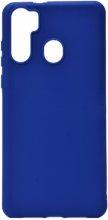 Reeder P13 Blue Max Kılıf Zore Biye Silikon - Mavi