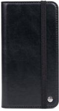 Samsung Galaxy A52s Kılıf Kapaklı Mıknatıslı Cüzdan ve Mıknatıslı Silikon Kılıf - Siyah