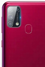 Samsung Galaxy M31 Nano Kamera Lens Koruma Camı