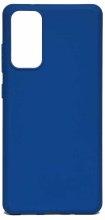 Samsung Galaxy S20 FE Kılıf Zore Biye Silikon - Mavi