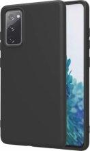 Samsung Galaxy S20 FE Kılıf Zore Biye Silikon - Siyah