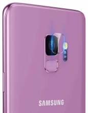 Samsung Galaxy S9 Kamera Lens Koruyucu Filmi 0.2mm