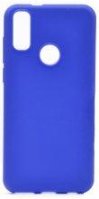 Vestel Venus E5 Kılıf Zore Biye Silikon - Mavi