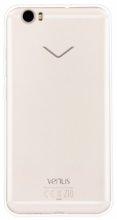 Vestel Venüs Z10 Kılıf Ultra İnce Kaliteli Esnek Silikon 0.2mm - Şeffaf