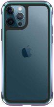 Wiwu Apple iPhone 12 Pro Max (6.7) Kılıf Defence Armor Serisi Arkası Şeffaf Lisanslı Kapak - Renkli