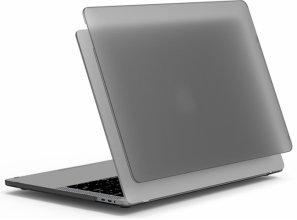 Wiwu Apple MacBook 15.4 inç Pro Retina Kılıf Macbook iShield Serisi Koruyucu Kapak - Siyah