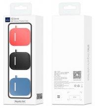 Wiwu iGlove Apple Airpods Royalty 3 Lü Silikon Kılıf Seti