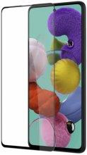 Xiaomi Mi 10T Ekran Koruyucu Fiber Tam Kaplayan Nano - Siyah