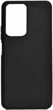 Xiaomi Redmi Note 10 Pro Kılıf Zore Biye Mat Esnek Silikon - Siyah