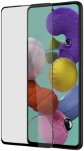 Xiaomi Redmi Note 10s Seramik Tam Kaplayan Mat Ekran Koruyucu - Siyah