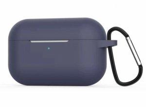 Zore Apple Airpods Pro Kılıf Airbag 11 Soft Silikon - Lacivert