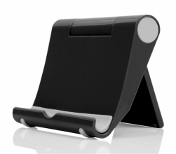 Zore iPad Tablet Telefon Tutucu Standı - Siyah