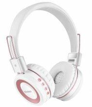 Zore L100 Bluetooth Müzik Oyuncu Kulaklığı  - Beyaz