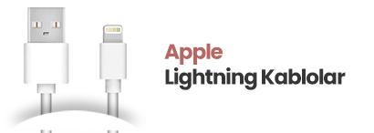 Apple Lightning Kablolar