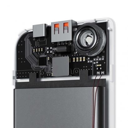 Benks PB11 PD Fast Charger Powerbank 10000 Mah - Beyaz
