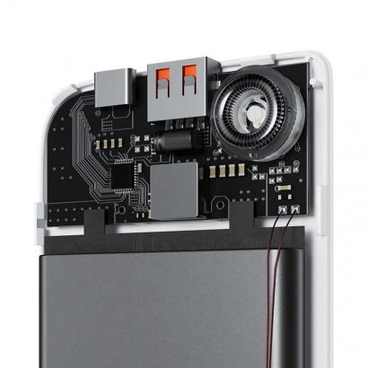 Benks PB11 PD Fast Charger Powerbank 10000 Mah - Siyah