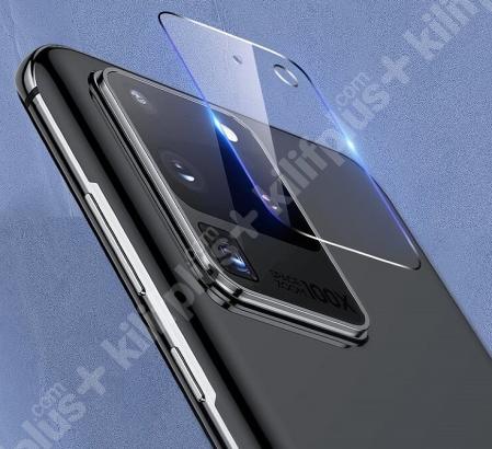 Benks Samsung Galaxy S20 Ultra Kamera Lens Koruyucu Cam KR Serisi