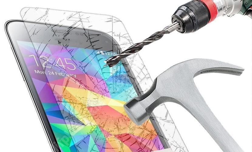 Oppo A74 Kırılmaz Cam Maxi Glass Temperli Ekran Koruyucu