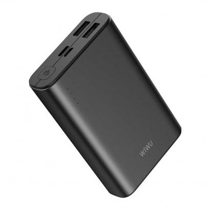 Wiwu JC-05 PD 10000 Mah Powerbank - Siyah