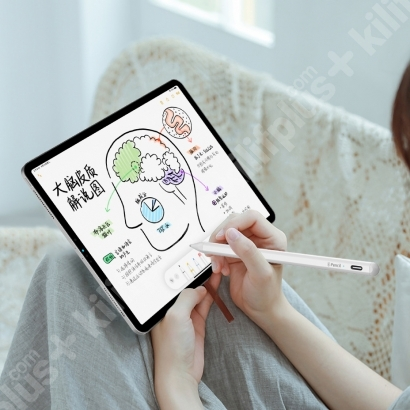 Wiwu Pencil X Apple iPad Dokunmatik Çizim Kalemi