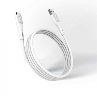 Wiwu Vivid Serisi Micro-USB 1.2m Hızlı Şarj Data Kablosu G-40 - Beyaz