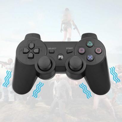 Zore Playstation 3 Double-Shock Oyun Kolu - Beyaz